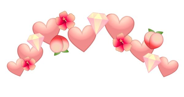 Freetoedit Crown Emojicrown Aesthetic Aestheticcrown Pinkcrown Peach Aestheticpink Pastel Cute Emoji Wallpaper Emoji Art Emoji Wallpaper Iphone