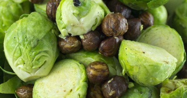 Cinnamon Roasted Brussels Sprouts | LULORA | Appetizers! | Pinterest ...