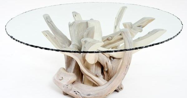 Driftwood Coffee Table Source Rustic Contemporary Furniture