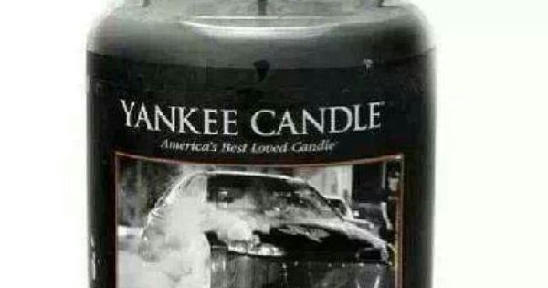 Yankee Candle Burnt Rubber Amp Race Gas Nice Rides Pinterest
