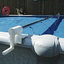 Feherguard Surface Rider Above Ground Solar Cover Reel Solar Pool Cover Solar Cover Solar Pool