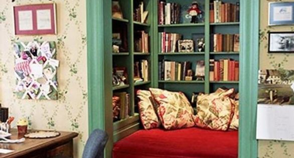 Put a nook in there. | 35 Things To Do With All