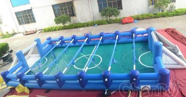 Inflatable Human Table Football For Sale Channal Inflatables Human Foosball Table Football Inflatable
