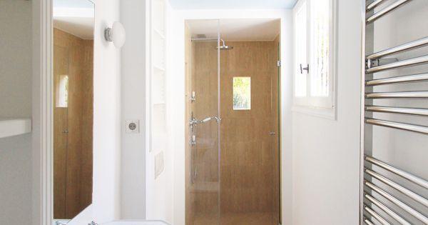 Plafond in andere kleur badkamer pinterest blue ceilings and bathroom - Kleur modern toilet ...