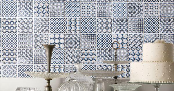 Rivestimento cucina etnico batik tiles and ceramics - Catalogo piastrelle cucina ...