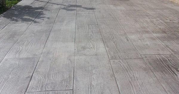 Terrasse en b ton d coratif d co pinterest terrasse Terrasse en beton decoratif