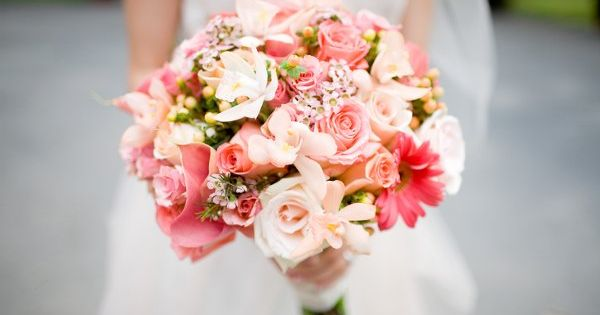 DIY Garden Chic Wedding Flowers Photos on WeddingWire