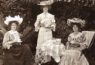 Victorian Tea Gallery - The Victorian Era--Victorian Days ...