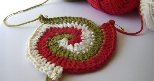 Spiral crochet Tutorial crochet Tutorial DIY