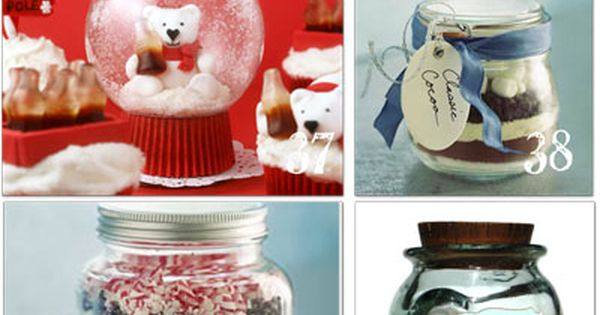 Homemade Christmas Gifts | 48 Homemade Gift Ideas in a Jar {Recipes}