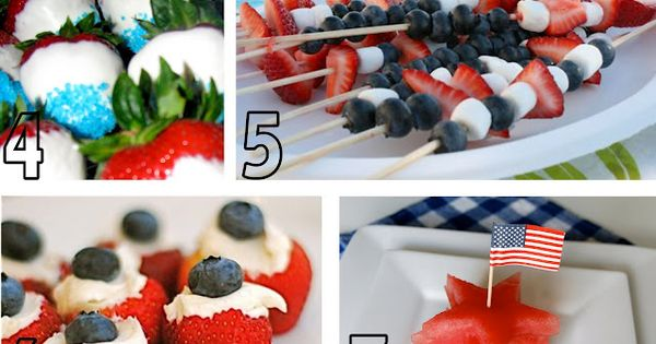 memorial day foods ideas