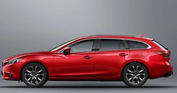 2020 Mazda 6 Wagon Rumors Mazda 6 Wagon Mazda 6 Mazda