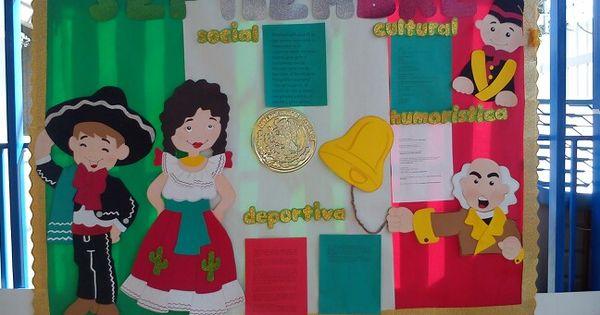 Mi periodico mural fiestas patrias pinterest for Avisos de ocasion el mural