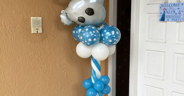 Olaf frozen balloon decorations extreme