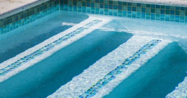 pool step tile designs - Google Search   Pool tile ideas ...
