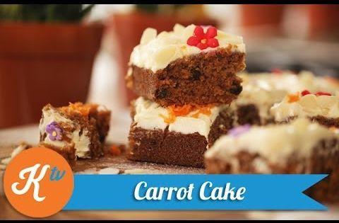 Resep Kue Bolu Wortel Carrot Cake Recipe Video Kue Wortel Resep Kue Kue Bolu