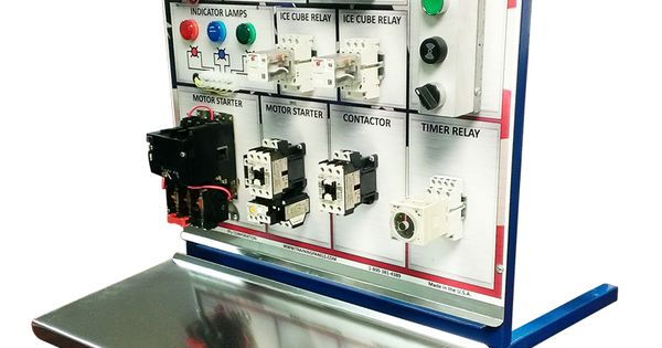 Electrical Motor Controls Training System You Can Teach