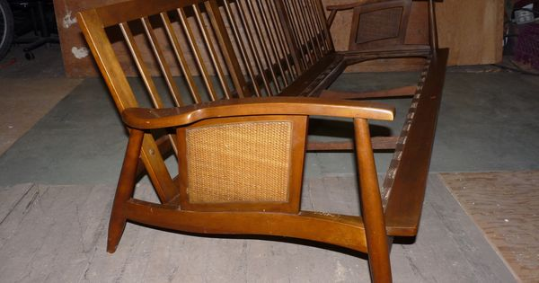 Details About Vintage Tell City Mid Century Danish Modern