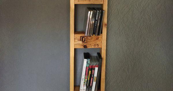 wandregale palettenm bel paletten cd und dvd regal. Black Bedroom Furniture Sets. Home Design Ideas