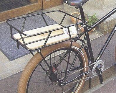 Minoura Gamoh Rear Basket Bicycle Rack Kcl 1r