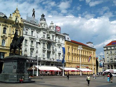 Bezienswaardigheden In Zagreb Bezienswaardigheden Zagreb Kroatie