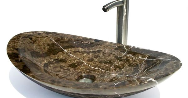 Natural Stone Sinks Stone Oval Vessel Bathroom Sink Stone Sink Sink Natural Stones