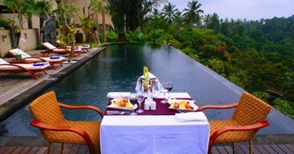 Ubud Bali Peaceful Villa For Two With Massage And More Ubud Villas Bali Honeymoon Packages Bali Honeymoon