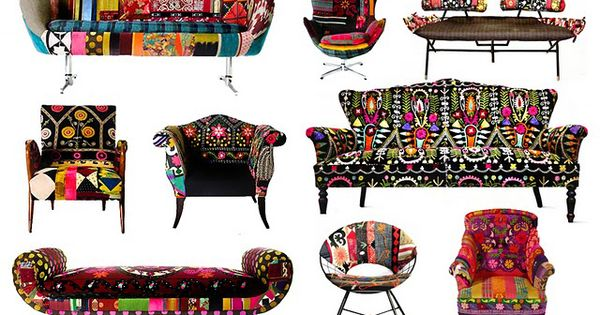 Bokja-- funky furniture like this