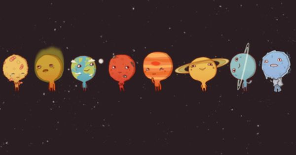 Cute Planets Hd Wallpaper Wallpaper Pc Wallpaper Komputer Wallpaper Keren