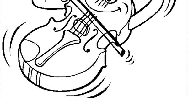 Music Coloring Pages Printable Coloring Page Music
