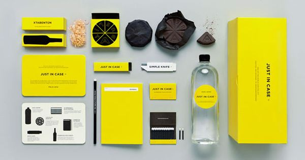 """Just in Case"" by Menosunocerouno An emergency kit for the end of"