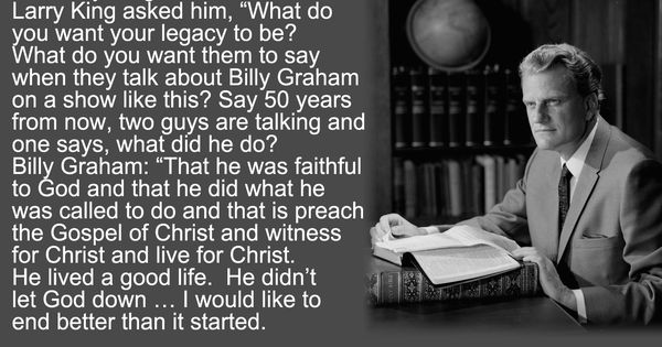 preaching the Gospel is the greatest thing man can do on earth!