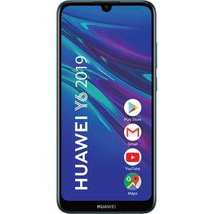 Telefon Huawei Y6 2019 32gb 2gb Ram Dual Sim Sapphire Blue