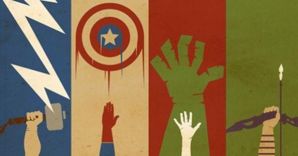 Avengers poster boys room mural house pintacular for Avengers mural poster