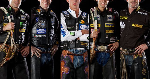 Professional Bull Riders: Who Is the Sexiest Cowboy Alive?  Bull Riders Only: