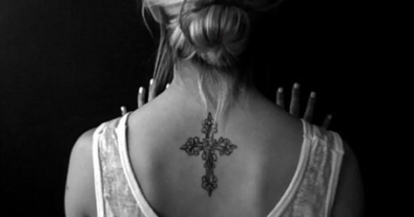 celtic cross tattoos, placement