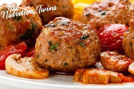 Southwestern Mini Turkey Meatballs Nutrition Twins Recipe Cooking Recipes Recipes Food