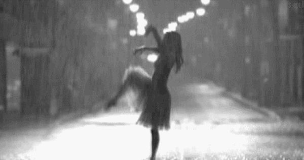 So Incredibly Beautiful Dancing In The Rain Rain Gif Rain