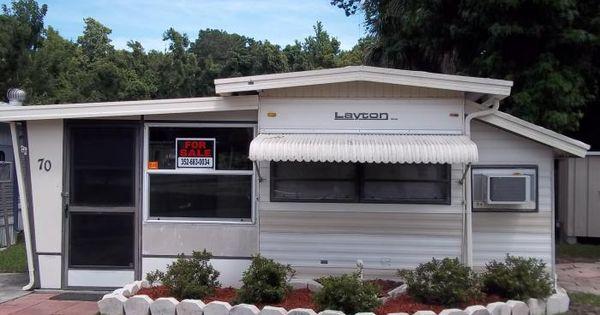 trailer best buy in park winter in the sun
