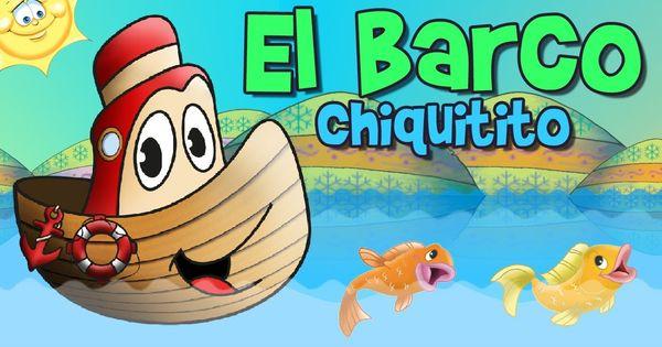 El barquito chiquitito rondas y canciones infantiles for Cancion infantil hola jardin