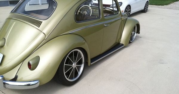 1963 Vw Beetle Sunroof Sedan For Sale Oldbug Com Diamond
