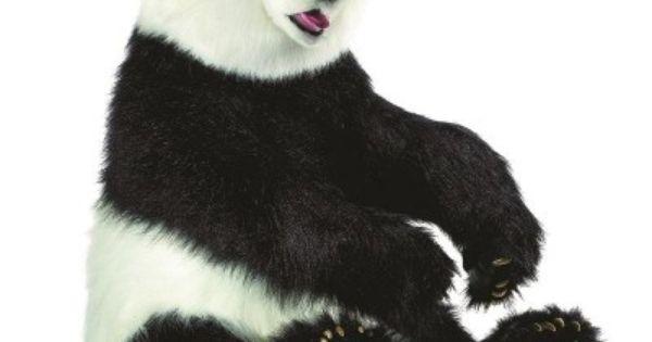 peluche de panda g ant de hansa mod le 4351 http. Black Bedroom Furniture Sets. Home Design Ideas