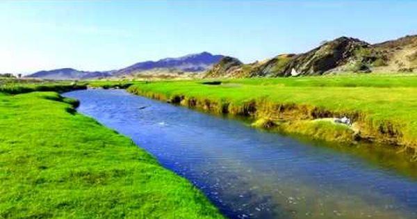 وادي البرداني بارق Golf Courses Outdoor Water