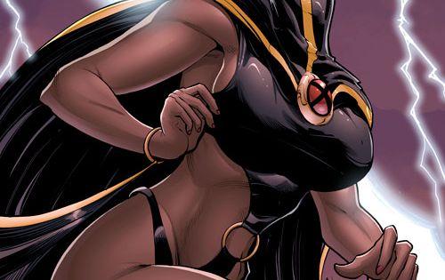 Pin By Brandon Alfaro On Stormy Marvel Girls Comics Girls