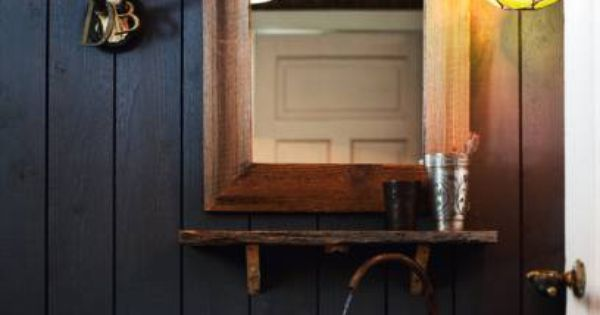 dark cabinets sinks don t need to be boring use an farmhouse table 14428