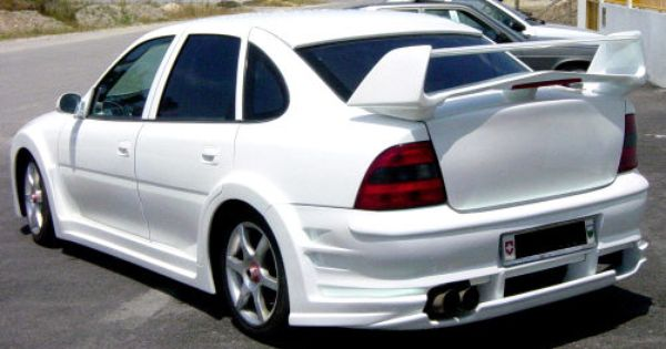 Vauxhall Vectra Body Kit Google Search