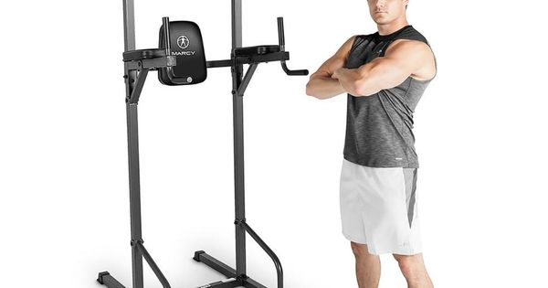 Marcy Power Tower Tc 3515 In 2020 Bar Workout Gym At Home Gym