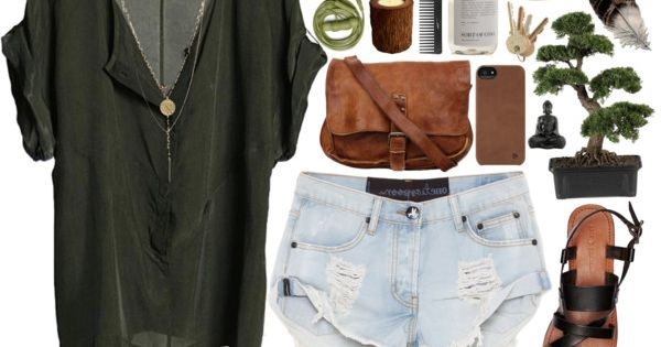 """""""Charcoal and Tussocks"""" by vv0lf on Polyvore- Not entirely sure what a"""