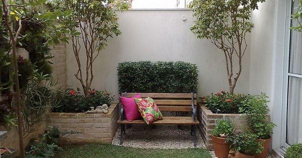Tips para decorar jardines peque os jardines peque os y - Decorar jardines pequenos ...