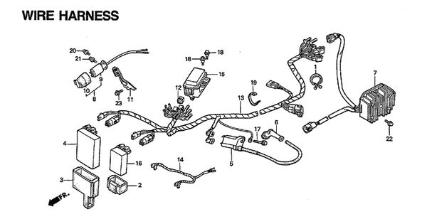 b5f00adc663cb692ba336dd14a21124b 1995 honda fourtrax 300 trx300 parts best oem parts for 1995 1995 honda fourtrax 300 wiring diagram at readyjetset.co